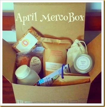 April MercoBox