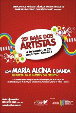 25º Baile dos Artistas