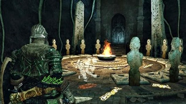 Dark Souls II Crown of the Sunken King DLC – Secret Memory of the King 01