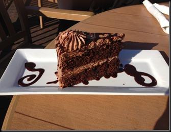 Emily's chocolate cake