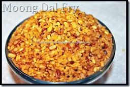 Moong Dal Fry