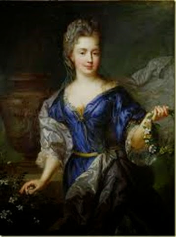 María Ana de Borbón, la Princesa de Con
