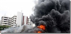 Boko Haram United Nations bomb Nigeria