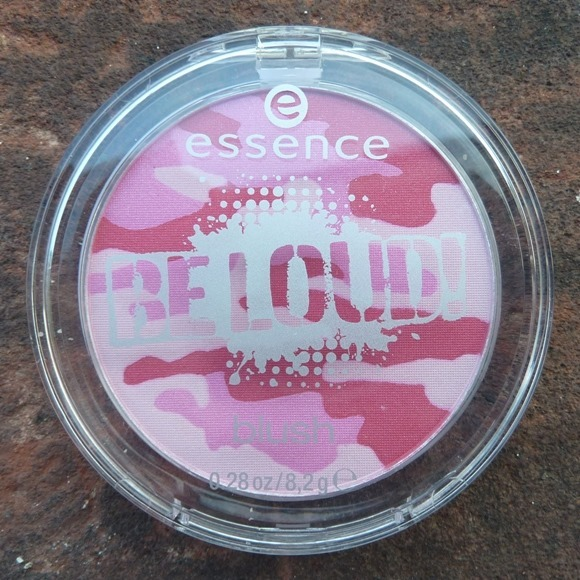 essence Be Loud Blush Pink Me 1