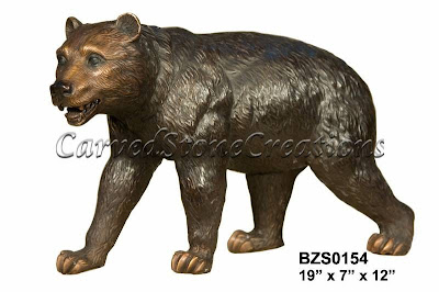 Small Walking Bear