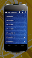 Screenshot of Scripture Mastery App
