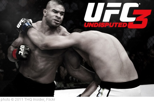 'UFC Undisputed 3 - Alistair Overeem' photo (c) 2011, THQ Insider - license: http://creativecommons.org/licenses/by-nd/2.0/