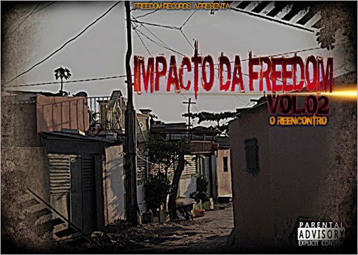 Freedom Records - Capa (Frente)