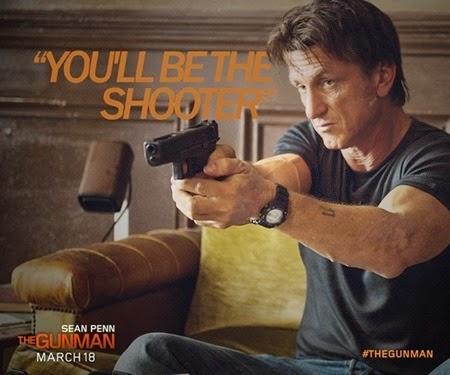 Sean Penn - The Gunman