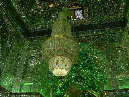 Things to see in Shiraz:: The Nosir  ol Molk Mosque