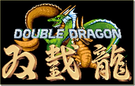Logo di Double Dragon