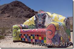 Rhyolite sofa