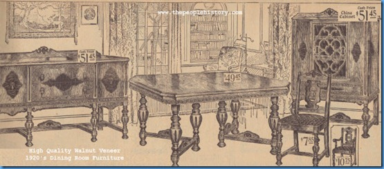 1920sdiningroomfurniture