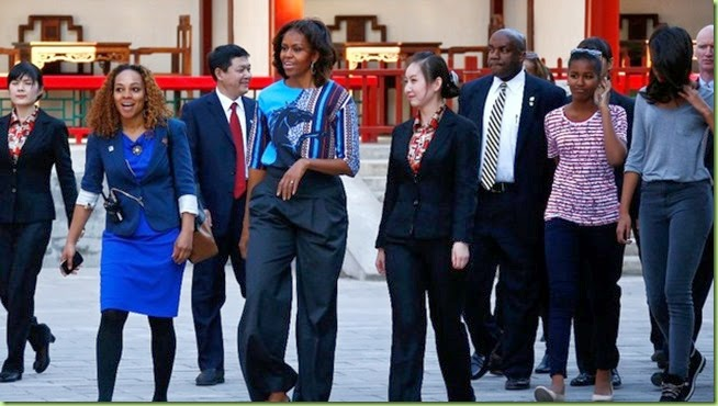 obama china trip