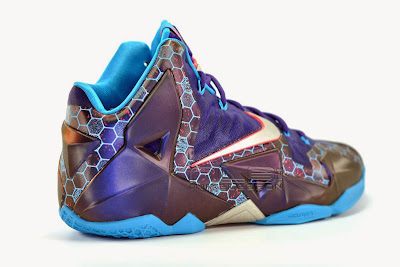 lebron11 summit lake hornets 05 web white The Showcase: Nike LeBron XI Summit Lake Hornets