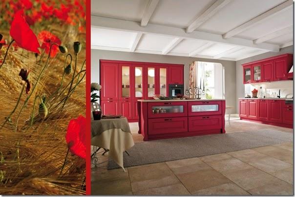 arredamento - cucine classiche - campagna - Canova-zenzero