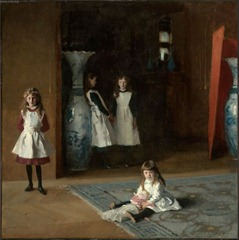 John Singer Sargent Daughters of Edward Darley Boit jssgallery dot org