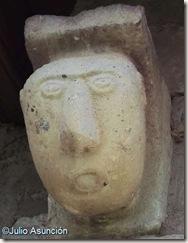 San Esteban de Eusa - Cabeza