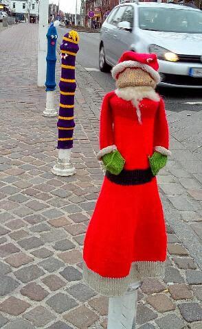Weihnachtsmann Puppe