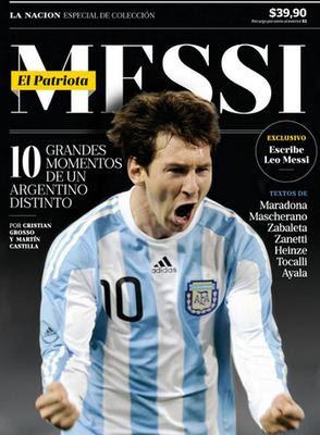 Messi el patriota especial del diario la nacion el for Diarios del espectaculo