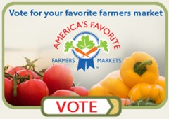 farmers market contest vote