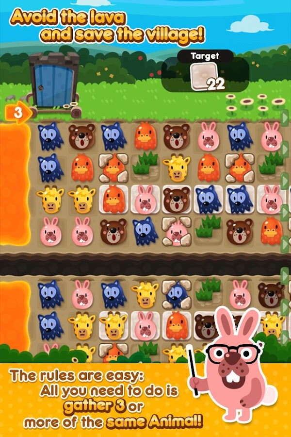 LINE PokoPoko Screenshot 2