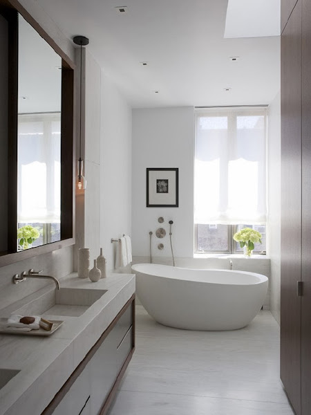 Natural White Bathroom Decorating Ideas Bathroom Decor Ideas