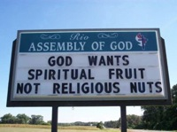 religious nuts