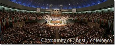 Community of Christ convention