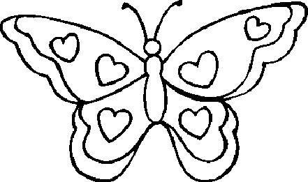 Resultado de imagen de mariposa dibujos
