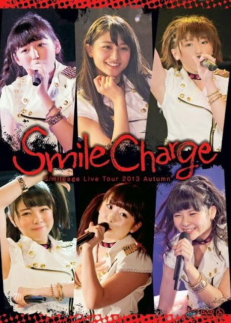 [S/mileage] Revelan cover de S/mileage Live Tour 2013 ~Smile Charge~ Sccdvds-1