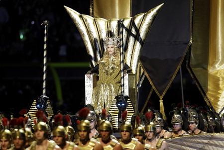 Madonna- Super Bowl Halftime Show 4