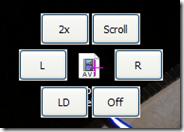 NPointer menu di controllo clic del mouse gestuale
