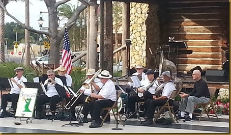 dixieland band at brownwood