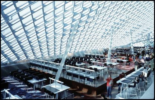 Bibliothèque centrale de Seattle -1