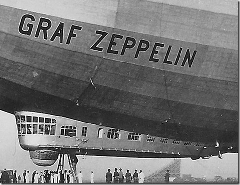 Graf Zeppelin control car