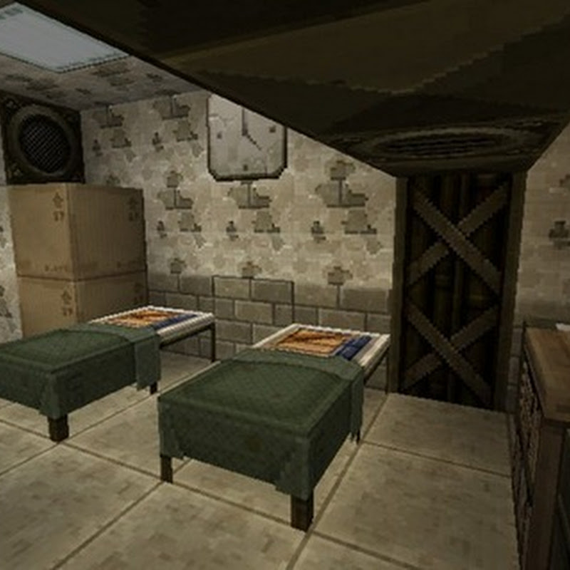 Minecraft 1.4.4 - The End is Extremely Night Texture pack 32x