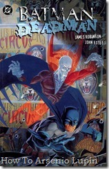 2011-09-30 - Batman y Deadman - Muerte y Gloria