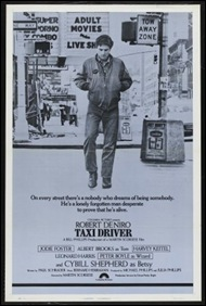 Taxi Driver - poster