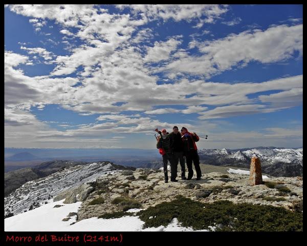 Morro del Buitre - Sierra Seca