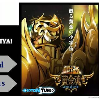 'Saint Seiya Soul of Gold' es el NUEVO ANIME de SS!