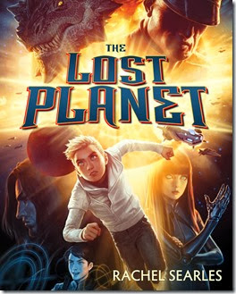 LostPlanet 16x20 PosterName