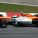 Nico Hulkenberg Force India VJM05