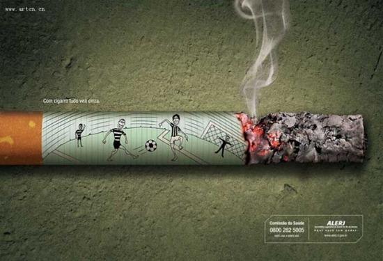 Publicidade anti tabagista (2)