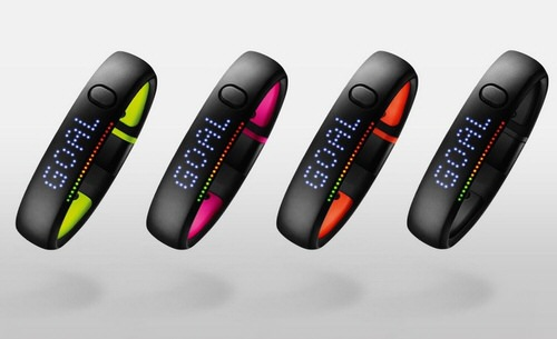 Nike fuelband se battery 2weeks