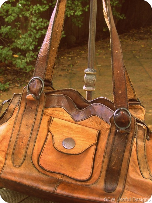 vintage bag 1960s style