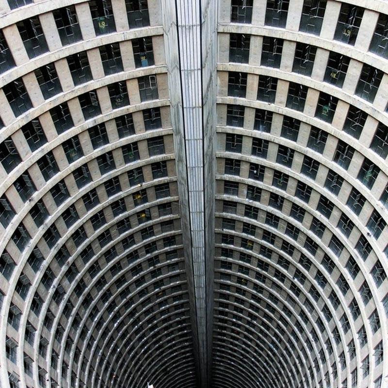 Johannesburg's Ponte City Tower