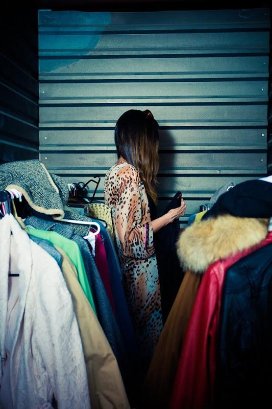 aisham gunnell closet