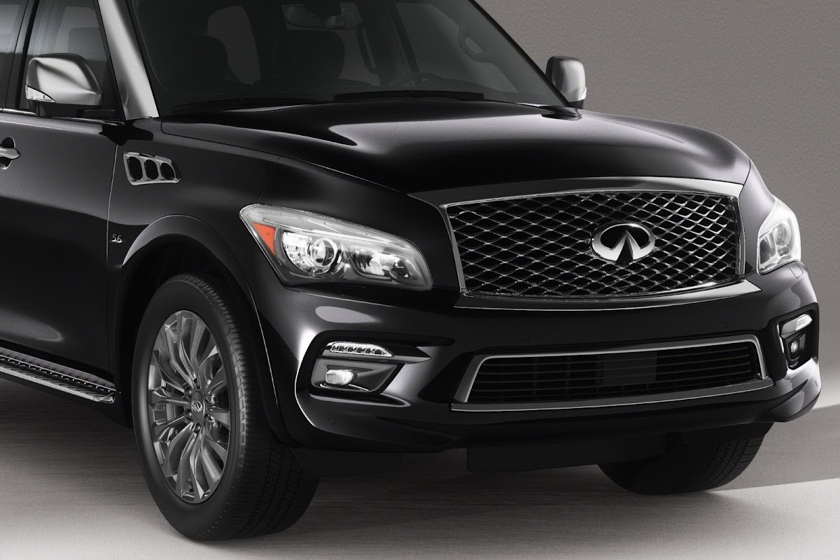 New infiniti qx80 suv limited edition comes packed with extras 2015 infiniti qx80 limited vanachro Choice Image