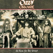1988 - No Rest for the Wicked - OzzyOsbourne